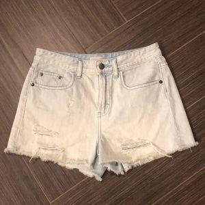 BP High waisted shorts